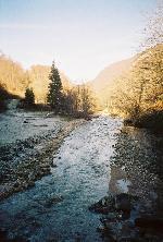 Pe Valea Galbenei