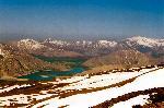 M. Demavend (Iran) - Spre Lacul Lar