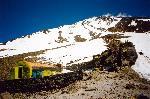 M. Demavend (Iran) - La Refugiul Bargah (4150 m.)