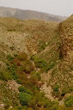 Afluent al Raului Sumbar, M. Kopet Dag - Turkmenistan