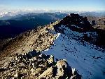 Pico Bonpland (4883 m.) vĂŁzut de pe Vf. Humboldt