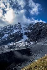 Ortler`s North Face