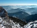 Munti si iar munti (spre Valea Muntelui)