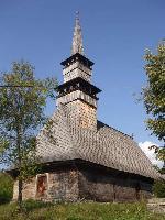 Biserica Monument Istoric din Curechiu