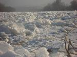 Ice Age pe Raul Mures, langa Soimus