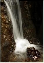 Cadere de apa in Canionul 7 Scari