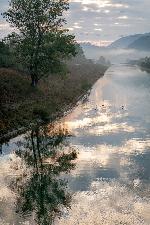 Canalul Bistritei cu frumusetile sale