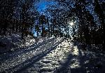 A venit iarna si la Piatra Neamt