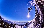 La ski in Rarau