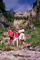 Pe Valea Costilei cu Serban, Mady si Mihai