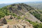 Vedere de pe Vf. Tutuiatul 467 m