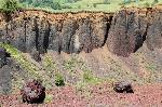 La Racos... lava pietrificata