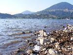 Plaja lacului Colibița